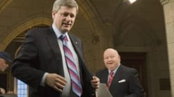 Crown Contradicts Harper At Duffy