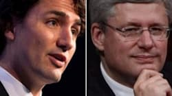 Trudeau Liberals Are Harper's 'Best Friends':