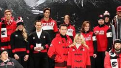 Voici les vêtements du Canada pour les Jeux olympiques