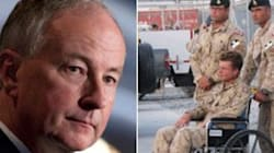 Tories On Defensive After Soldiers Given