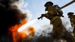 Massive Edmonton Blaze Wasn't A
