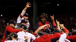 Les Red Sox remportent la Série