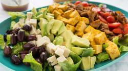 Certaines salades contiennent plus de sucre que les beignes