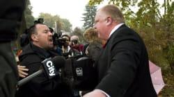 Crack : la police a la vidéo de Rob Ford