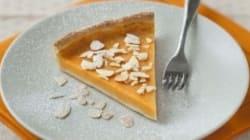La recette du week-end: tarte sucrée citrouille et
