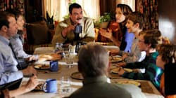 What It's Like At The 'Blue Bloods' Dinner