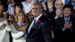 Harper Credibility Eroding: