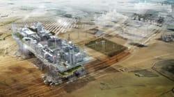 Architecture: Un projet fou de ville