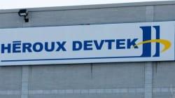 Héroux-Devtek fait des mises à pied à son usine de