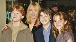 LOOK: 'Harry Potter' Stars Then And