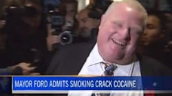 Ford Admits To Crack Use: Read The UNBELIEVABLE