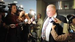 Rob Ford: les appels à la démission se