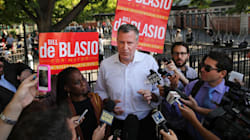 Bill de Blasio élu maire de New York