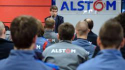 Alstom va supprimer 1300 postes en