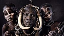 10 photos époustouflantes de tribus menacées de