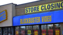 Finisce l'era dei vhs e dei dvd, Blockbuster chiude anche negli