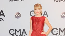 Taylor Gets Lost Inside Huge