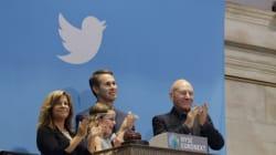 Twitter s'est lancé en Bourse