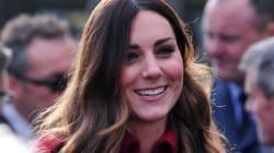 Kate Middleton's Gorgeous Winter