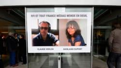 Mali: avancée dans l'enquête sur le rapt et le meurtre des journalistes