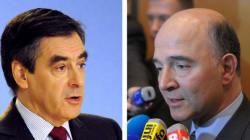 AhAhAh ! : le copier-coller de Fillon et Moscovici, les contradictions des