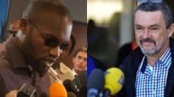 Ex-otages au Niger: Marc Féret et Thierry Dol prennent la