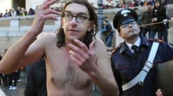 Arrestato il disturbatore tv Paolini per induzione alla prostituzione minorile (FOTO,
