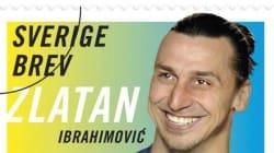 Bientôt des timbres Zlatan Ibrahimovic... en