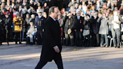 Le président Hollande hué sur les