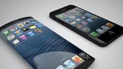 iPhone : bientôt des écrans incurvés