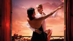 Paillettes et tango lesbien pour Uma