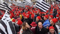 Bonnets rouges: une charte pour mettre fin aux