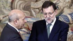 Rajoy muestra su