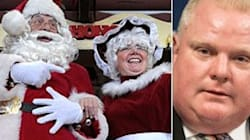 Yes, Ford Plans To March In Santa Claus