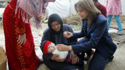 La guerre en Syrie fait craindre un retour de la polio... au