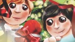 L'album «Le Noël de Cannelle et Pruneau» revisité pour le temps des