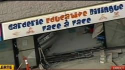 Laval : Une voiture fonce dans une
