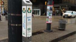 Vancouver Launches Cigarette Butt