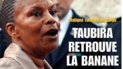 Racisme contre la ministre Taubira: le magazine français Minute saisi en