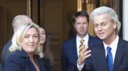 Le Pen-Wilders : rencontre entre europhobes à La