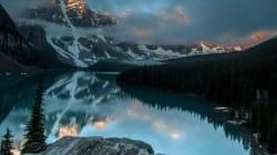 B.C., Alberta Time Lapse Is