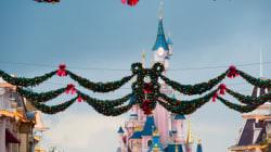 A Disneyland Paris è già Natale (FOTO,