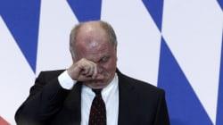 Condamné pour fraude fiscale, le président du Bayern accepte la
