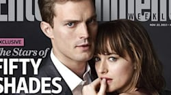 Christian Grey et Anastasia Steele en chair et en