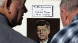 La mort de JFK, le