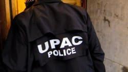 Perquisition de l'UPAC au domicile de Suzanne