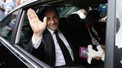 Les voeux de Sarkozy sur