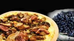 La pizza la plus chère au monde est à