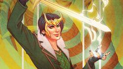 Loki, il nuovo fumetto