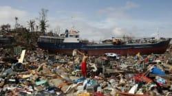 Tifone Filippine, morta